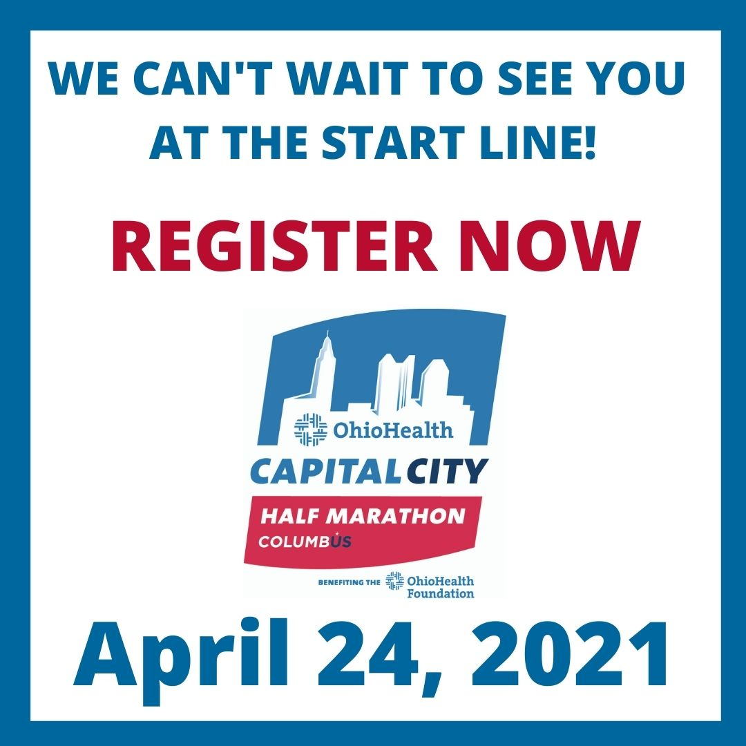 OhioHealth Capital City Half Marathon Scheduled To Be Held In-Person In 2021