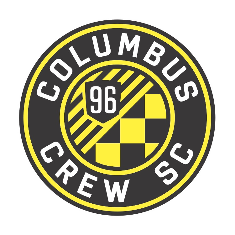 Columbus Crew SC 4 Each Other, 4 Columbus 4 Miler Presented By OhioHealth logo