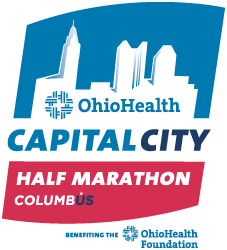 OhioHealth Capital City Half & Quarter Marathon logo